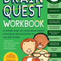 Brain Quest Workbook: Third Grade
