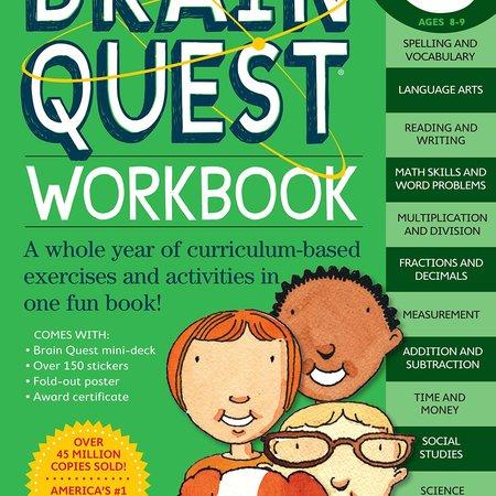 Brain Quest Brain Quest Workbook: Third Grade