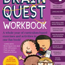 Brain Quest Workbook: Fourth Grade