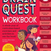 Brain Quest Workbook: Fifth Grade