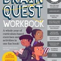 Brain Quest Workbook: Sixth Grade