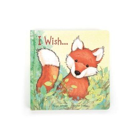 Jellycat Inc I Wish Book