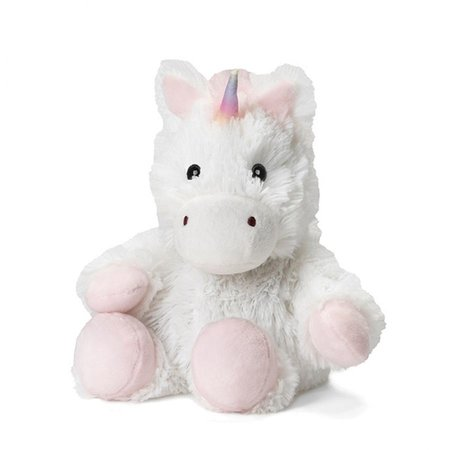 Warmies Warmies Junior Unicorn (White)