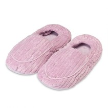 Warmies Spa Therapy Slippers (Pink)