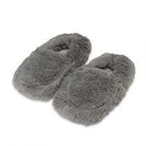 Warmies Slippers (Gray)