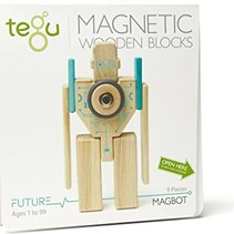 TEGU Magbot Future Toy