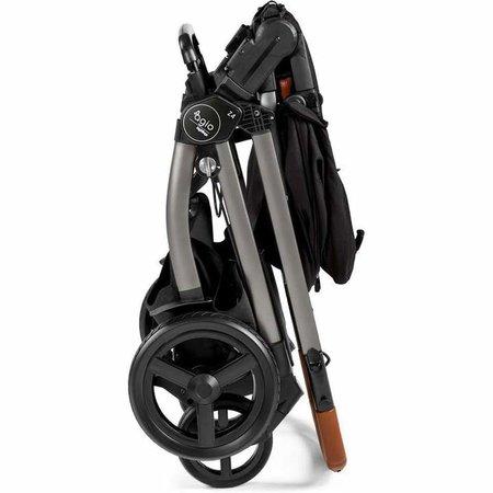 Peg-Perego Agio by Peg Perego Z4 Reversible Stroller - Grey