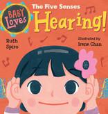 Penguin Random House Baby Loves Hearing! by Ruth Spiro