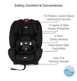 Britax Britax One4Life Convertible Car Seat- Eclipse Black