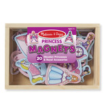 Melissa & Doug Magnetic Wooden Princess