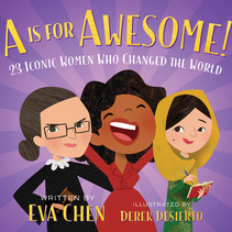 A is for Awesome Book