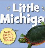 Little Michigan Board Book by Denise Brennan-Nelson