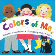Colors of Me Book