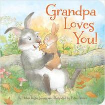 Grandpa Loves You Board Book