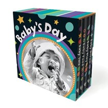Baby's Day Gift Set Board Book