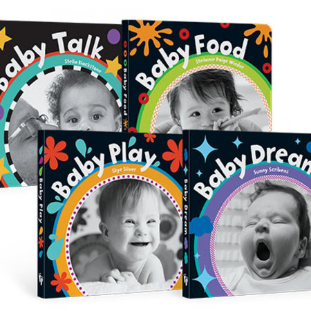 Barefoot Books Baby's Day Gift Set Board Book
