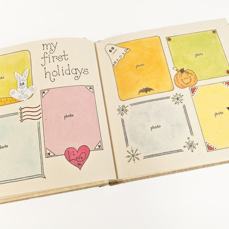 Hugs and Kisses XO Baby Memory Book: Dream Big Little One (Pink)