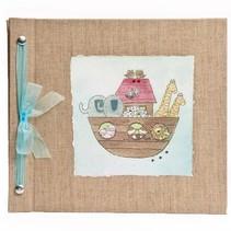 Baby Memory Book: Noah's Ark