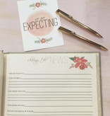 Hugs and Kisses XO Pregnancy Journal: Bump to Baby