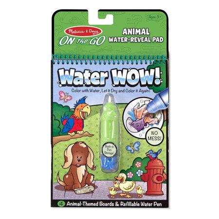 Melissa & Doug Water Wow! Animals