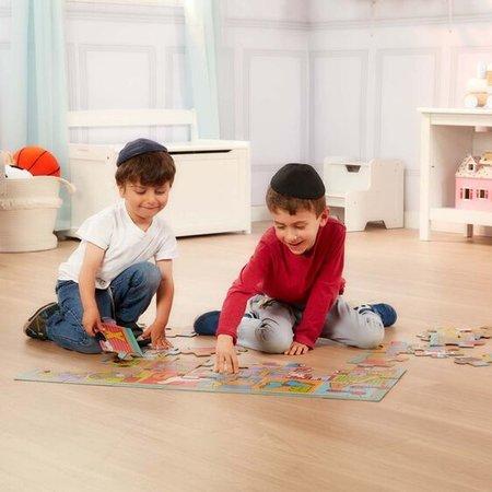 Melissa & Doug Giant Floor Puzzle- ABC Animals