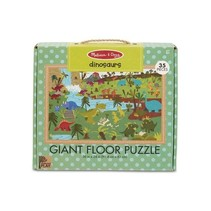 Giant Floor Puzzle- Dinosaurs