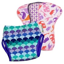 Best Bottom Potty Training Kit- Mermaid Tail