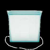 Silicone Sandwich Bag- Teal