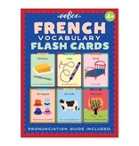 eeBoo French Flashcards