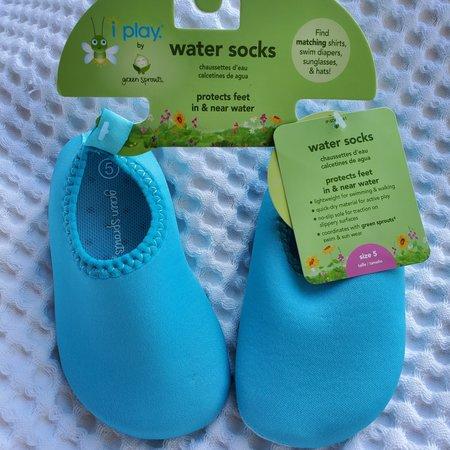 iplay Water Socks- Aqua