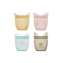Silicone Baby Snack Container 4pk