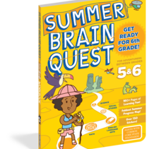 Summer Workbook- 5th and 6th Grade