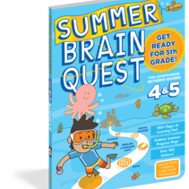 Summer Workbook- 4th and 5th Grade