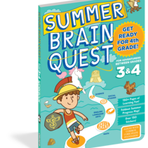 Summer Workbook- 3rd and 4th Grade