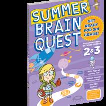 Summer Workbook- 2nd and 3rd Grade