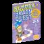 Brain Quest Summer Workbook- 2nd and 3rd Grade