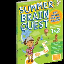 Summer Workbook- 1st and 2nd Grade