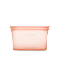 Medium Silicone Dish- Peach
