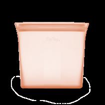 Silicone Sandwich Bag- Peach
