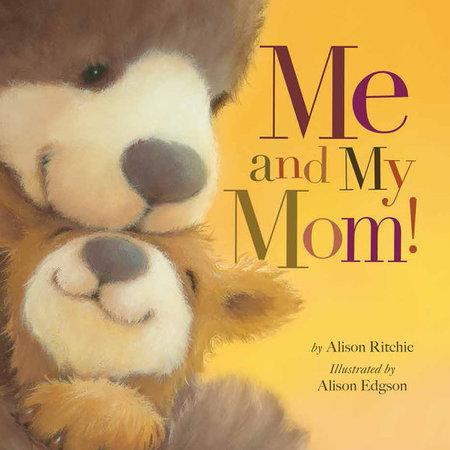 Penguin Random House Me and My Mom! Board Book