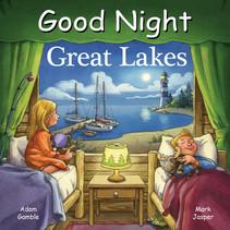 Good Night Great Lakes Board Book
