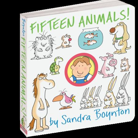 Fifteen Animals