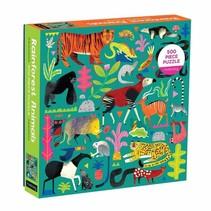 Rainforest Animals 500pc Puzzle