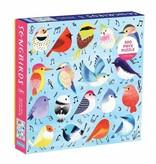 Mudpuppy Song Birds 500pc Puzzle