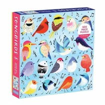 Song Birds 500pc Puzzle