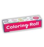 Mudpuppy Color Roll - Flower Garden