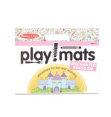 Melissa & Doug Take Along Playmat- Enchanted Kingdom