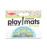 Melissa & Doug Take Along Playmat- Animals