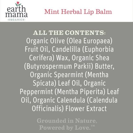 Earth Mama Organics Earth Mama Lip Balm by Earth Mama Organics