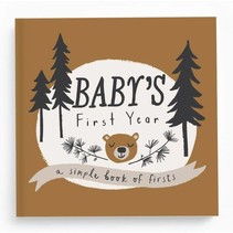 Baby's First Memory Book Little Camper